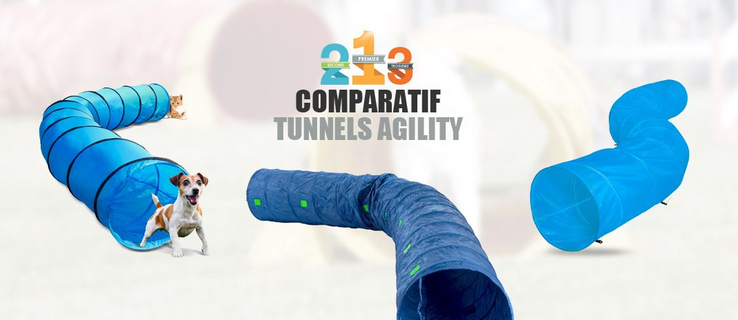 comparatif tunnels agility