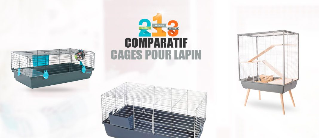 meilleure cage lapin
