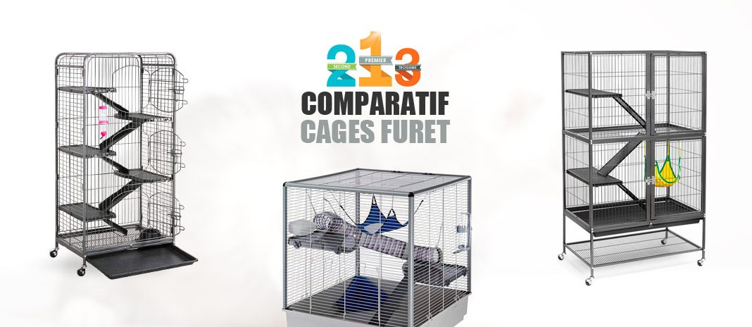 meilleure cage furet